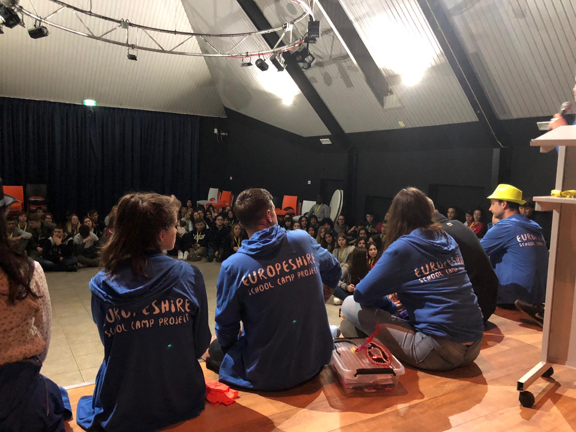 Students at EuropeShire